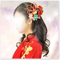 髪飾り(かんざし)  兵庫県 S様