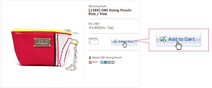 1. Select item