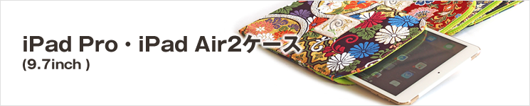 iPad Pro・iPad Air2ケース(9.7inch )