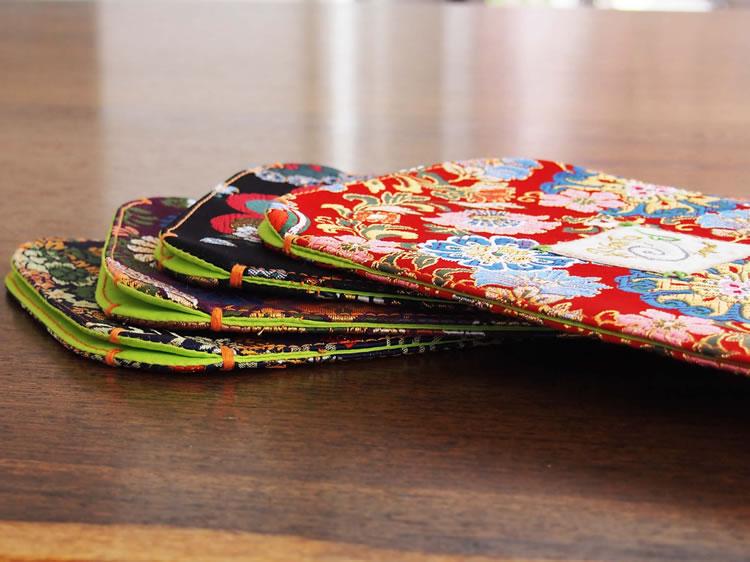 日本伝統の西陣織物!手作り(ハンドメイド)のiPad Pro, iPad Air2 (9.7inch ) ケース